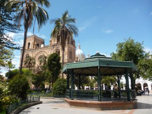 Koloniale stadtour in Cuenca Ecuador