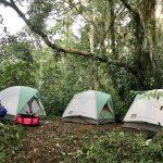 Kamperen in het Cuyebeno Amazone Reservaat