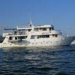 Eden jacht Galapagos cruises