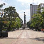 Plaza de Armas in Guayaquil Ecuador