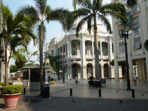 Guayaquil stad visum advies Ecuador