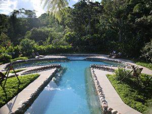 Zwembad Hakuna Matata Tour #maatreizen Ecuador