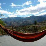 Hangmat Izhcayluma Lodge Vilcabamba Ecuador reizen op maat