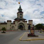 Poort van Loja Ecuador