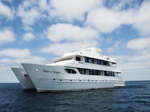 Luxe Treasure of the Galapagos jacht Ecuador