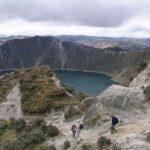 Quilotoa Loop trektochten en bergbeklimmen in Ecuador