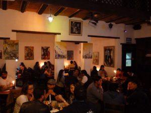 La Cigale uitgaansleven in Cuenca