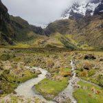 El Altar trekking in Ecuador