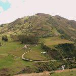 Inca Trail in Ecuador