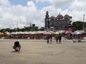 Veiligheid op stranden in Montanita Ecuador