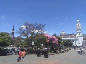 Quito visum reisadvies voor Ecuador