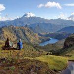 Wandel de Inka Trail in Ecuador