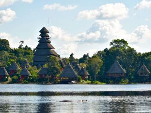 Rio Napo Yasuni Wildlife Center Amazone reisadvies